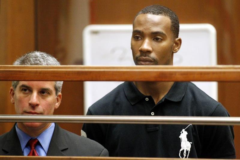 Buvęs NBA žaidėjas įtariamas nušovęs 2 vaikų motiną