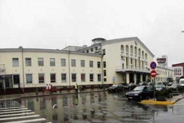 Vilniaus oro uosto valymas patikėtas privačiam verslui