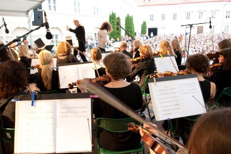 Lietuvos muzikai ruošiasi garsinti šalies vardą Vokietijoje