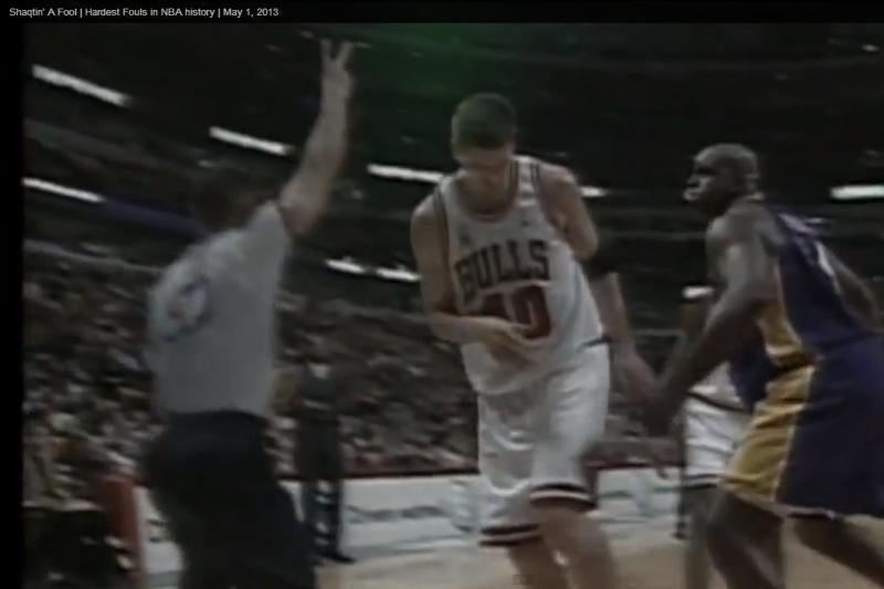 Shaqtin' A Fool: šiurkščiausios pražangos NBA istorijoje