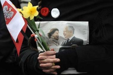 Dėl katastrofos Smolenske - priekaištai Lenkijos ministrui