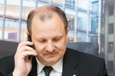 K.Komskis ragina Seimo pirmininkę jo atsiprašyti