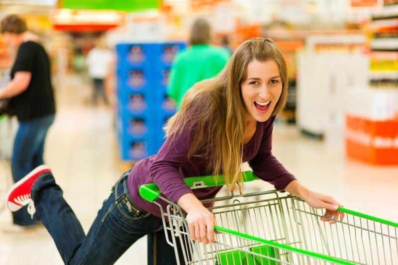 Kaip sutaupyti, arba patarimai einant į parduotuvę