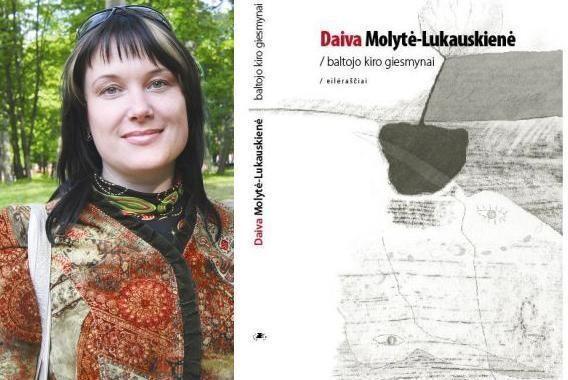 Poetė iš Lietuvos pajūrio Vilniuje pristatys naują eilėraščių knygą