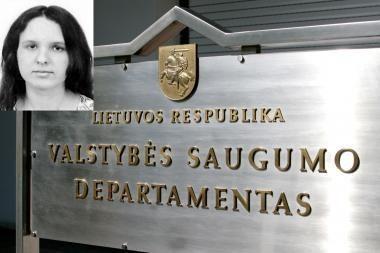 VSD atliks vidinį tyrimą dėl pareigūnų, vykdžiusių E.Kusaitės apklausą