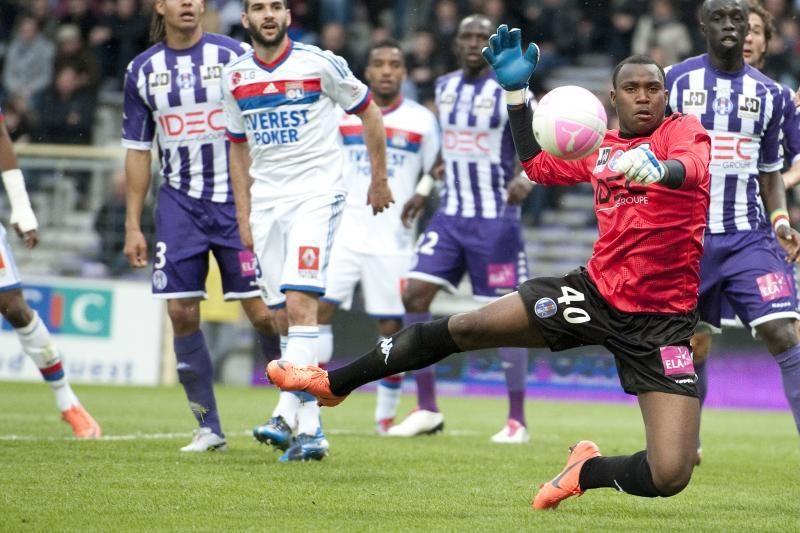 """Prancūzijos lygoje """"Toulouse"""" nugalėjo Liono ekipą"""