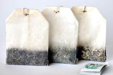 Arbatos maišeliui sukako šimtas metų