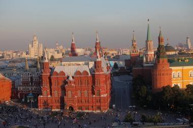 Švedijos ekonomistas: Rusijos santykiai su Baltijos šalimis tapo geri kaip niekad