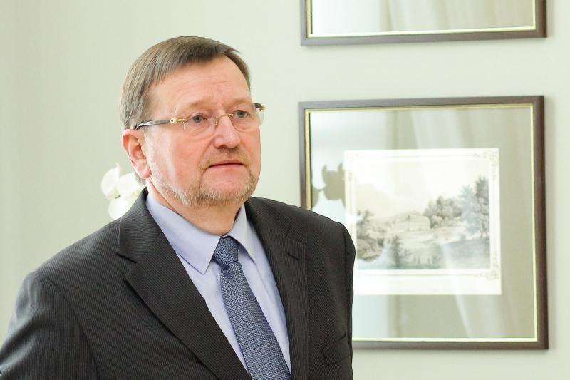 E.Kūris, V.Nekrošius ir G.Švedas - teisingumo ministro konsultantai