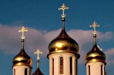 Rusijoje paslaptingai pradingo cerkvė