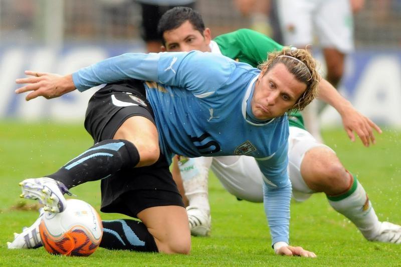 Urugvajietis kuriam laikui gali likti be futbolo