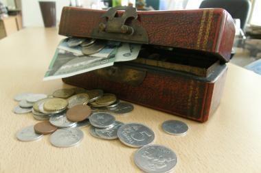 Darbietė siūlo didinti neapmokestinamųjų pajamų dydį