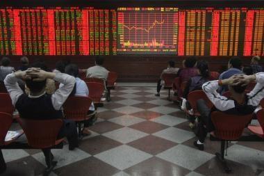 Finansų krizė: puota baigėsi