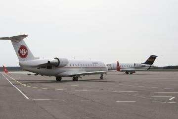 Palangos oro uoste - naujas reisas į Maskvą