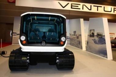 Elektromobiliai ketina užkariauti ir Antarktidą