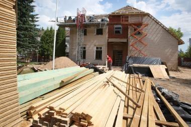 Statybų įteisinimas: ministras pasiūlė, ką griauti, o ką legalizuoti