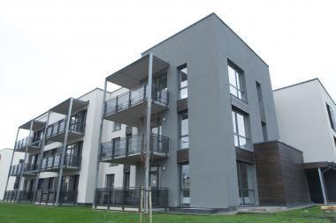 """Bendrovei """"Santariškių namai"""" reikalaujama kelti bankroto bylą"""