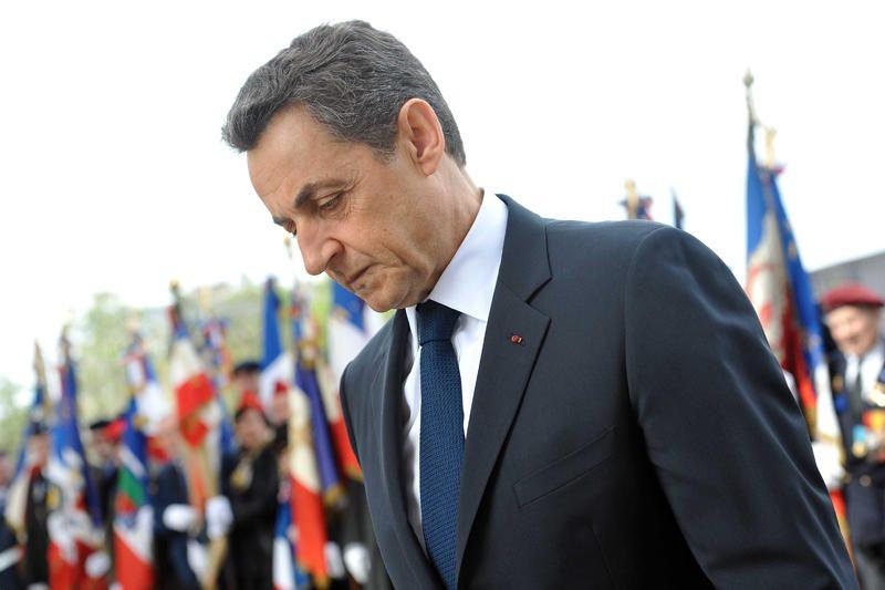 Buvęs prezidentas N. Sarkozy atvyko į teismą duoti parodymų