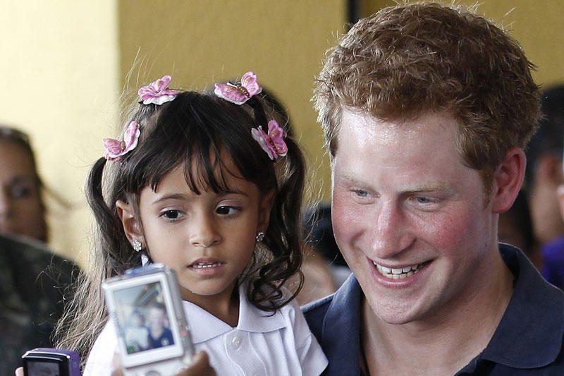 Princas Harry: karališkas gyvenimas nėra pasaka