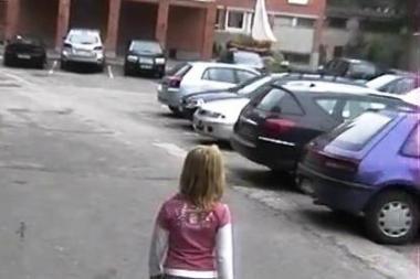 D.Kedžio dukra: man mama liepė apsimesti sergančia (išskirtinis įrašas)