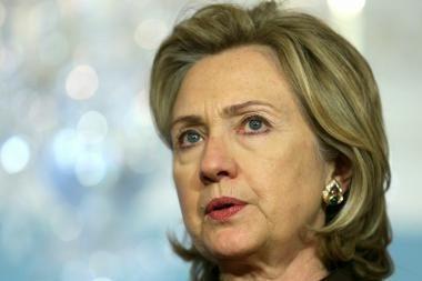 H. Clinton ragina Senatą balsuoti už START sutartį