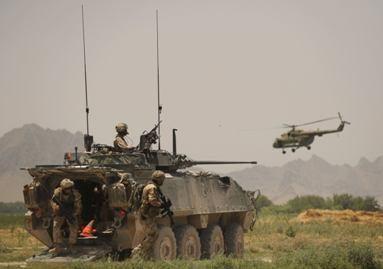 Per talibų išpuolį žuvo 9 JAV kariai