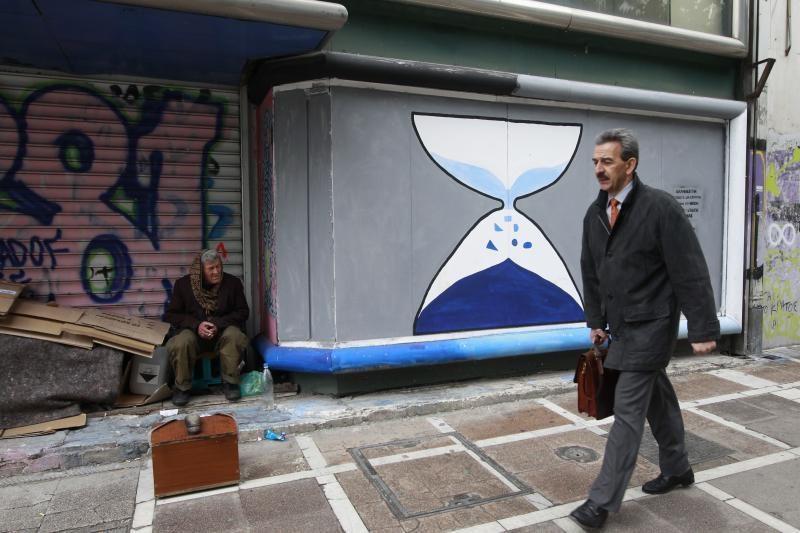Graikijos lyderiai sutinka vykdyti daugumą taupymo priemonių