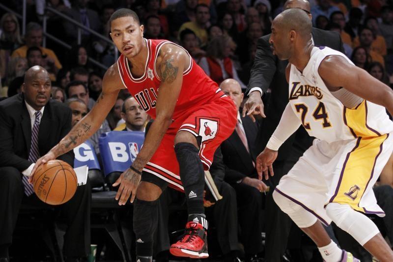"""D. Rose'as jau prisijungė prie """"Bulls"""" treniruočių proceso"""