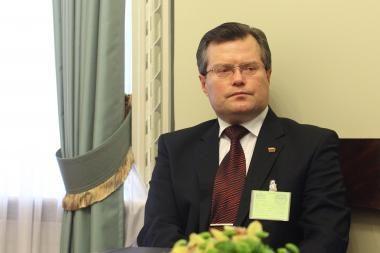 R. Šukys žada tęsti sveikatos apsaugos įstaigų mažinimo programą