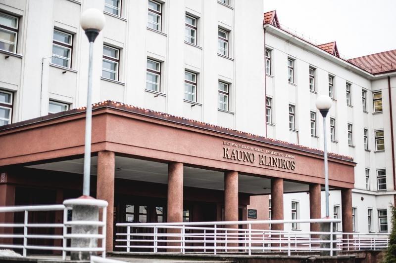 Nuo stogo nukritęs dešimtmetis atsidūrė Kauno klinikų reanimacijoje