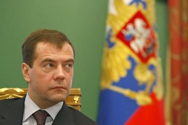 D.Medvedevas: J.Stalino represijos - nepateisinamos