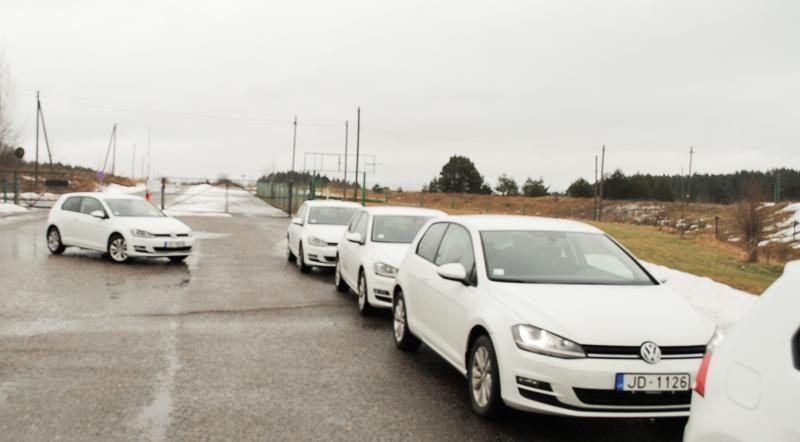 2013 m. sausį naujų automobilių lizingo rinka augo toliau