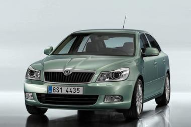 "Atnaujinta ""Škoda Octavia"