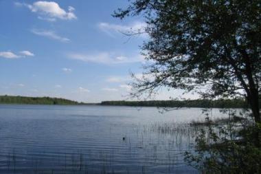 Sarių ežere nuskendo vyras