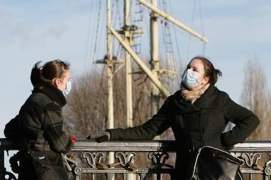 Peršalimo ligos slūgsta