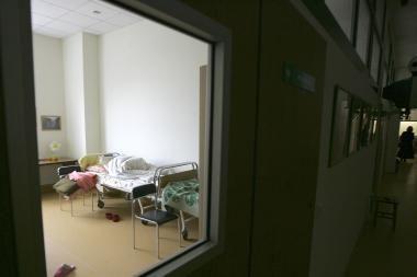 Policijos pareigūną užpuolęs vyras paguldytas į psichiatrinę ligoninę