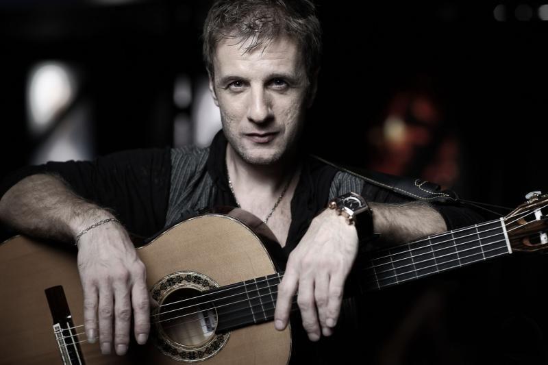 Vilniuje pirmą kartą koncertuos gitaros virtuozas Didiulia