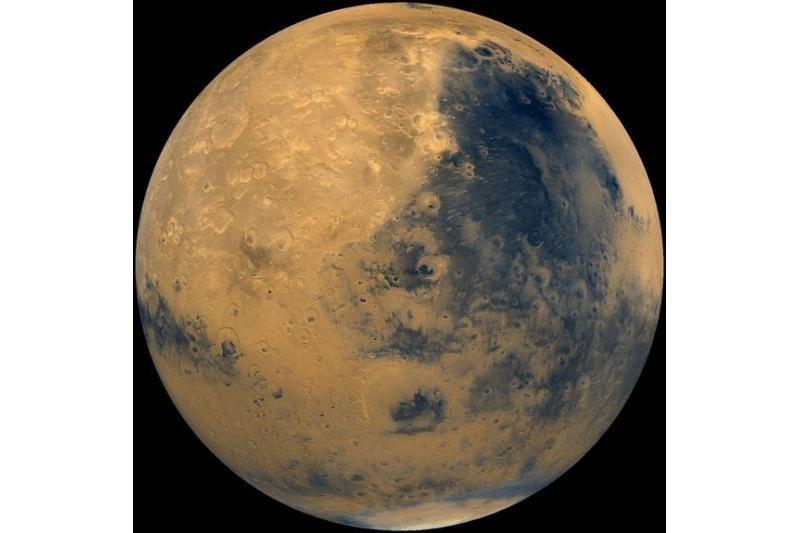 Vandens Marse ir Žemėje ištakos – tos pačios?
