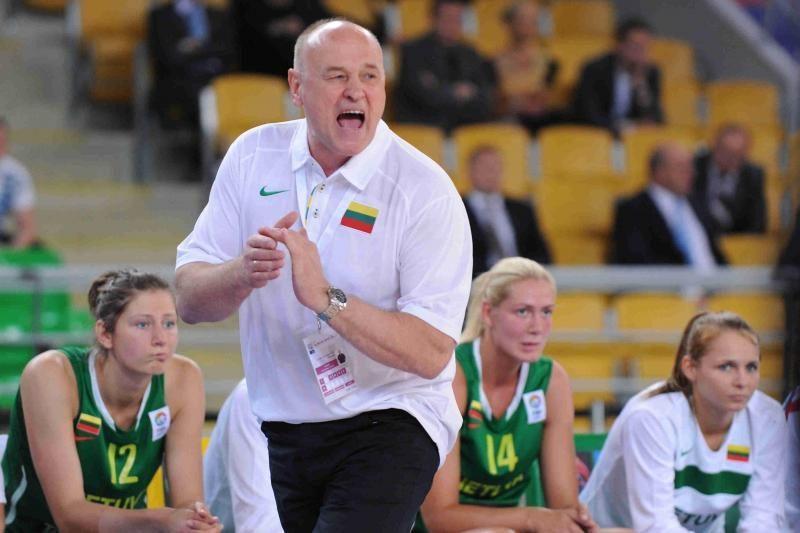 Įspūdinga pergalė: lietuvės Europos čempionate nokautavo Rusiją