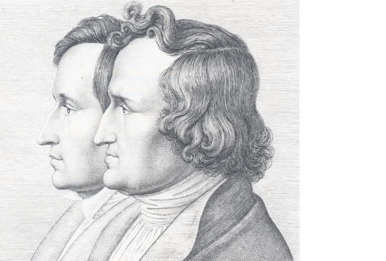 Istorikės paskaitoje – brolių Grimmų pasakų istorinis fonas