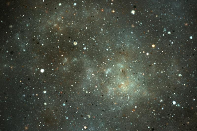 Mokslininkai tolimoje žvaigždėje aptiko cukrui artimos medžiagos