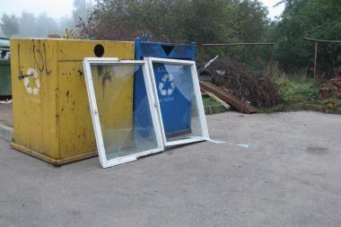 Rudenį kauniečiai išmeta daugiau atliekų