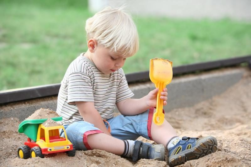 Eiguliuose žadama suremontuoti vaikų žaidimo aikšteles
