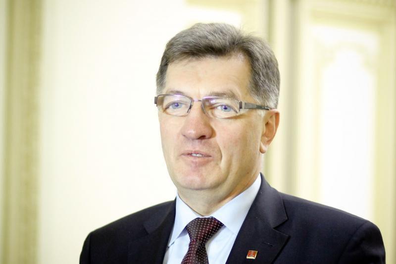 """A.Butkevičius: """"Rosatom"""" atstovai suinteresuoti Kruonio HAE"""