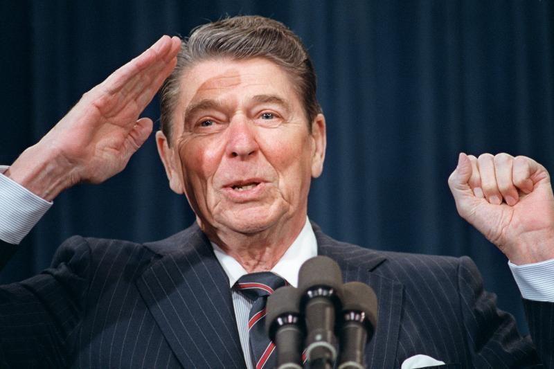 Pasirašytas susitarimas dėl R.Reagano centro steigimo