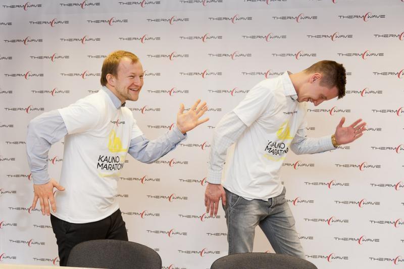 """""""Kauno maratonas 2013"""" aprengs pirmuosius dalyvius"""