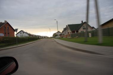 Panevėžiečiams - džiugi žinia dėl gatvių asfaltavimo