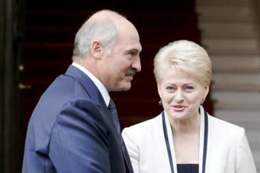 Neatskleidžia, ar kviečia A.Lukašenką minėti Kovo 11-ąją
