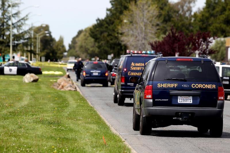 Kalifornijoje krikščioniškame koledže nušauti 7 žmonės
