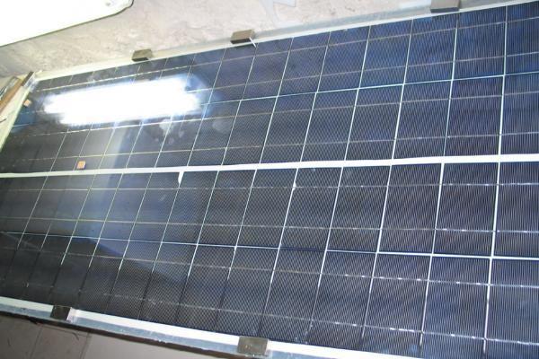 """Vagys saulės jėgainių parką paliko """"pliką"""""""